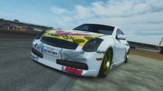 Forza Motorsport 3 Drift Montage [HD]