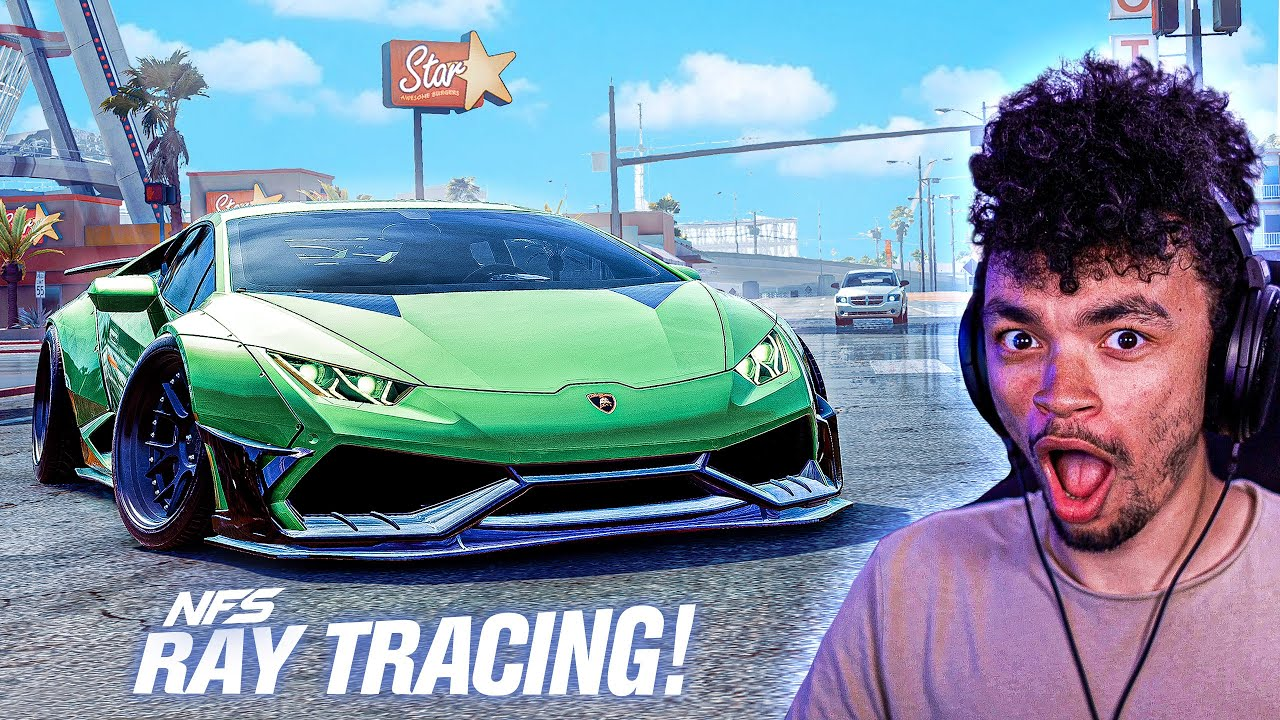 Need for Speed With RAY TRACING???