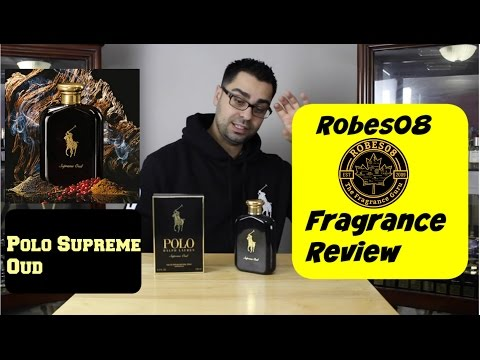 Polo Supreme Oud by Ralph Lauren Fragrance Review (2015)