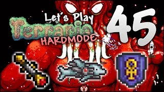 Let's Play Terraria 1.3.5 | When Terraria REALLY Tries Your Patience! [Episode 45]