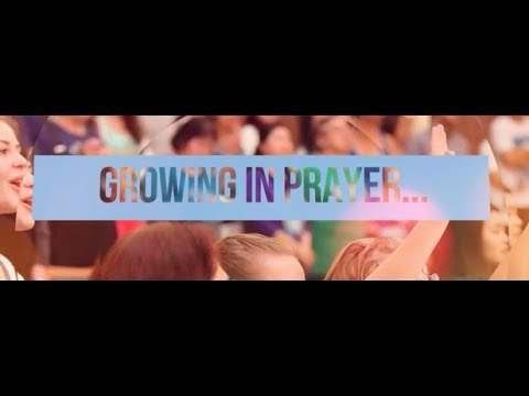 Growing In Prayer: Giving All To Jesus