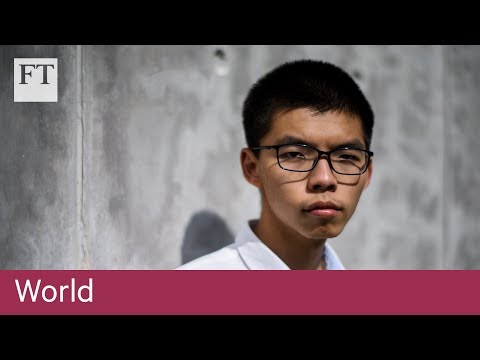 Hong Kong's Joshua Wong on his time in prison