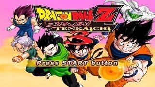 Dragon Ball Z Budokai Tenkaichi 3 - Apelando!!!  Gameplay PCSX2 PT-BR