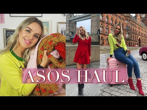 ASOS HAUL AND TRY ON | 2018