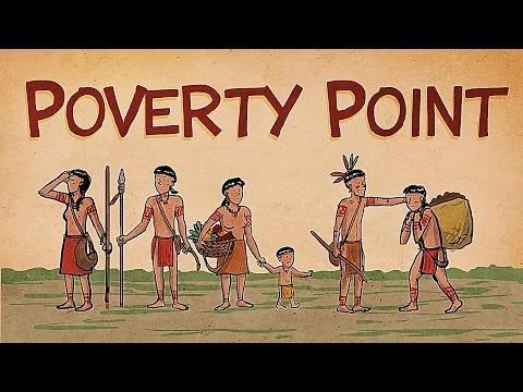 Mystery in Lousiana - Poverty Point