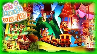 It's A Small World - Disneyland Paris - Full Ride Onride POV | Dark Ride