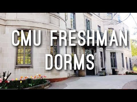 Carnegie Mellon University - Freshman Dorms
