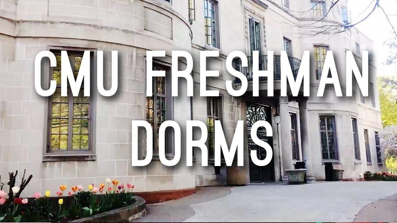 carnegie mellon university freshman dorms youtube