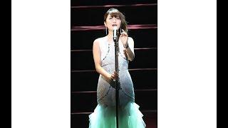 新妻聖子 Bunkamura公演開催、新旧織り交ぜたセットリストに満員御礼の...