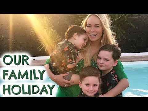 FAMILY HOLIDAY TO LANZAROTE | AD |  A WEEK IN THE LIFE OF THE NORRIS FAM