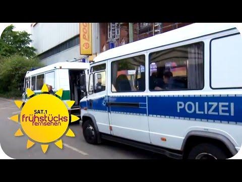 SEX ÜBERGRIFFE in BERLIN | SAT.1 Frühstücksfernsehen