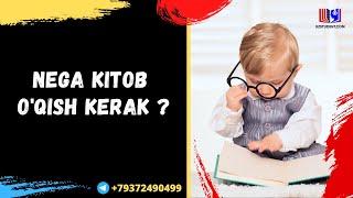Nega Kitob O Qish Kerak