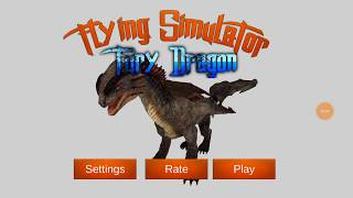 Flying fury dragon simulator (Best android mobile games for children)