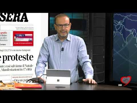 I giornali in edicola - la rassegna stampa 26/10/2020