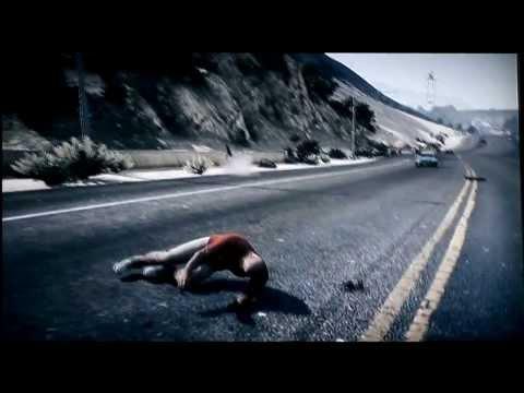 GTA 5 : MOLOTOV PARTY  | PS3 | Gameplay | SK / CZ