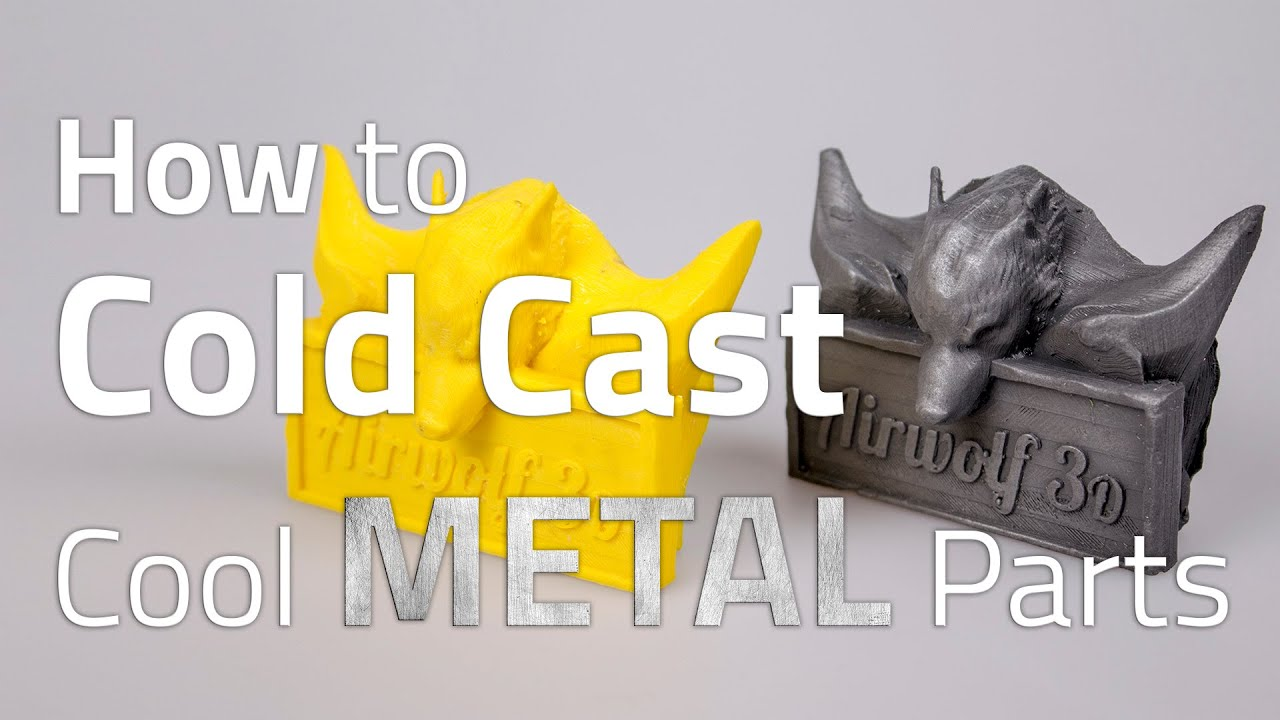 Successful Cold-Casting and Mould Making