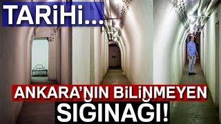 Gambar cover Ankara'nın Kalesi 'ndeki Bilinmeyen Tarihi Sığınak!