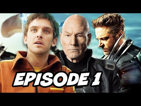 Legion Episode 2 Promo and Episode 1 TOP 10 XMen Marvel Easter Eggs
