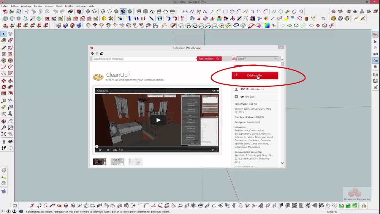 How to Install Sketchup on a PC