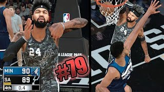 PLEASE DONT BLOW THIS! INTENSE DOWN TO THE WIRE! NBA 2k18 MyCAREER EP. 79