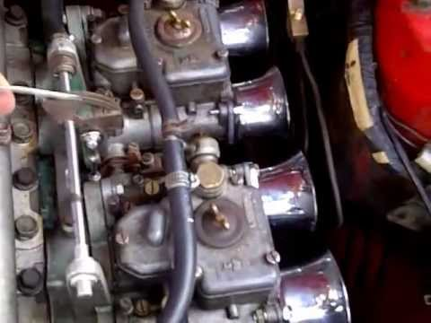 Toyota Starlet 4K with Twin Weber Carburetors  YouTube