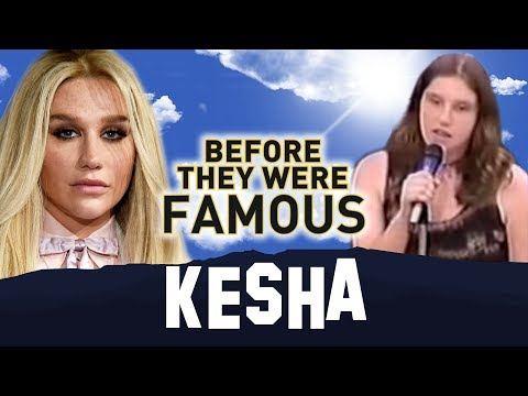 KESHA | Before They Were Famous | BIOGRAPHY