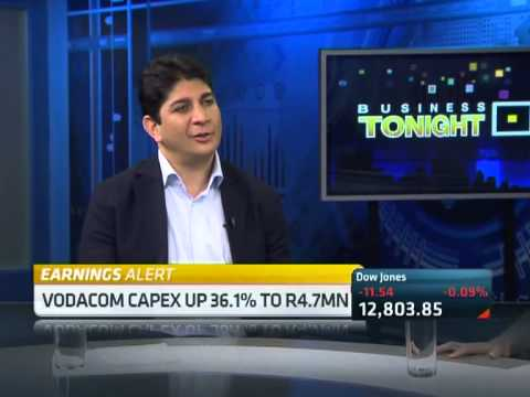 Vodacom H1 Results with CEO Shameel Joosub
