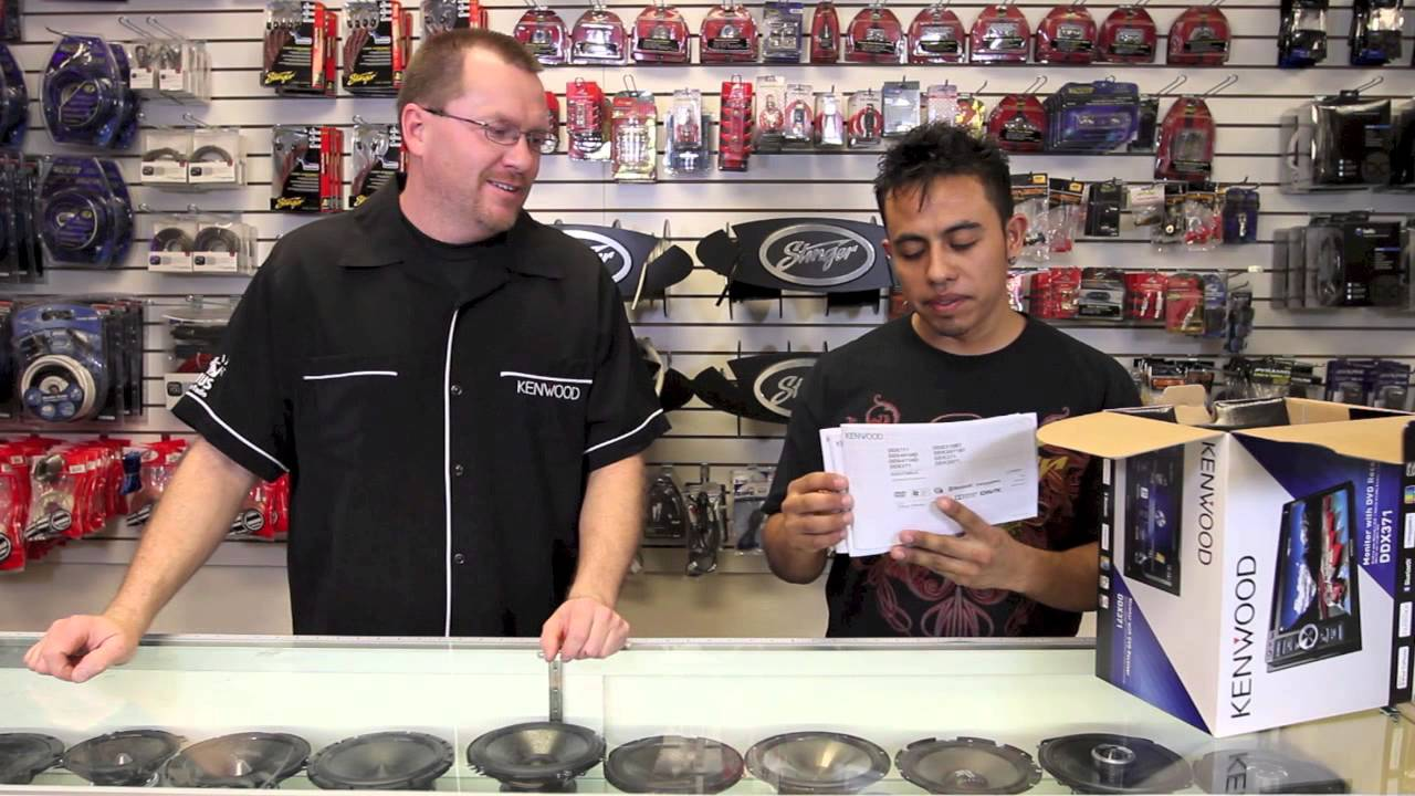 The new 2014 Kenwood DDX371 unboxing with Dean and Fernando Kenwood Ddx Wiring Harness on kenwood remote control, kenwood power supply, kenwood instruction manual, kenwood wiring-diagram, kenwood ddx6019,