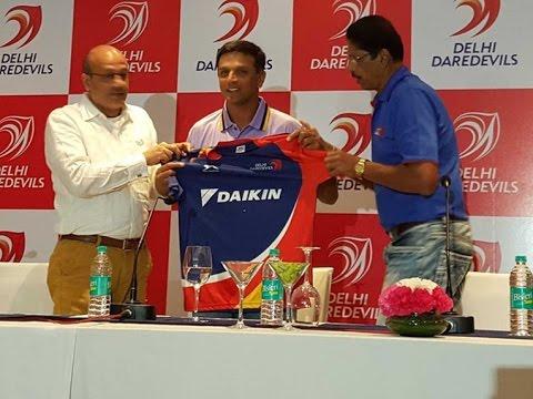 IPL 2016: Rahul Dravid to mentor Delhi Daredevils