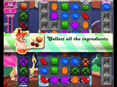 Candy Crush Saga Level 2189 walkthrough (no boosters)
