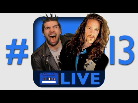 Diamond Lane and Tournament of Nerds on MyMusic Live (Taped 7/09/12)