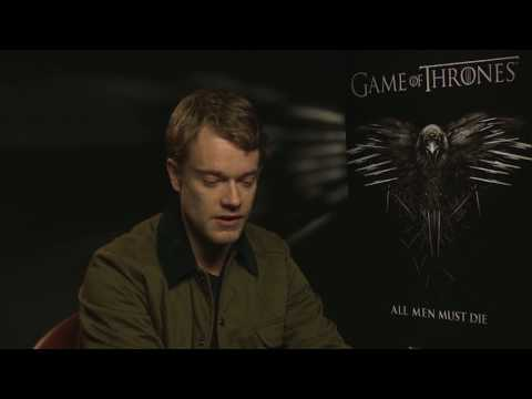 Game of thrones   Theon Greyjoy Alfie Allen   Interview CinéFilou