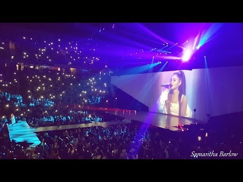 Ariana Grande  One Last Time HD Manchester Dangerous Woman Tour 22517  Samantha Barlow