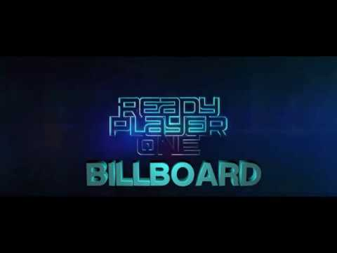 Ready Player One Billboard Install