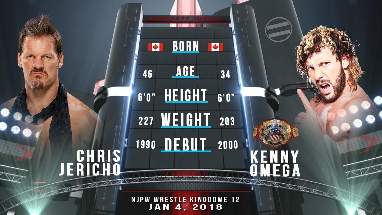 Image result for Jericho OMega