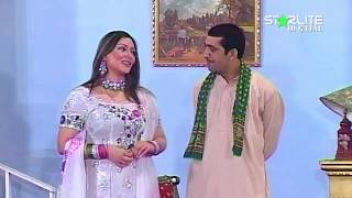 Zafri Khan, Amanat Chan and Nasir Chinyoti | New Pakistani Stage Drama Full Comedy Funny Clip
