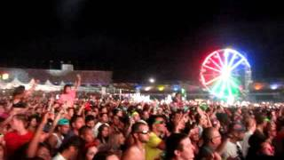 SWEDISH HOUSE MAFIA - YEAH / WE ARE YOUR FRIENDS / THE MOMENT @ EDC 2011, LAS VEGAS
