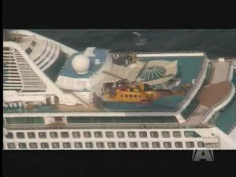 Medical Evacuation Cruise Ship Rescue