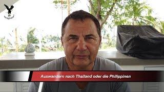 Auswandern nach Thailand oder die Philippinen 2019