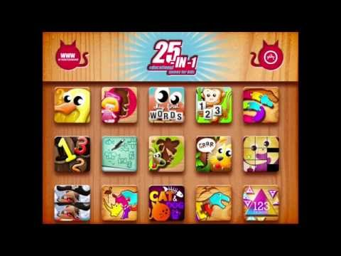 25-in-1 Educational Games for Kids - Only on iOS