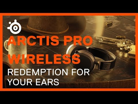 Arctis Pro Wireless: Redemption for your ears.