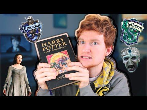 My Harry Potter Fan Theory | luke cutforth