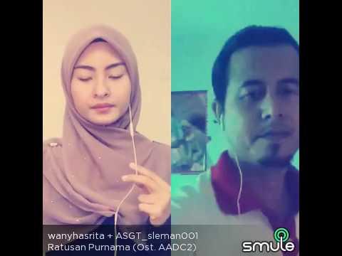 Wany Hasrita {cover] - RATUSAN PURNAMA ft ASGT_Sleman001