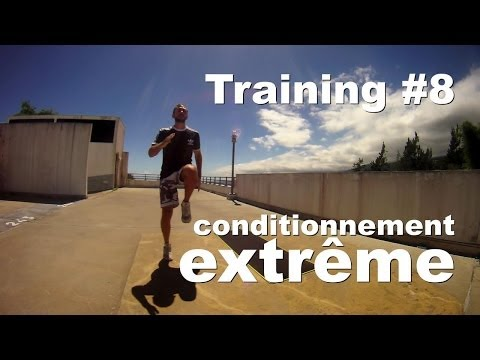 "Circuit Training #8 - Conditionnement extrême: ""je veux sécher !"" - Santedefer.fr"