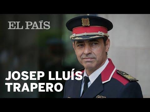 Perfil de Josep Lluís Trapero, Mayor de los Mossos   España