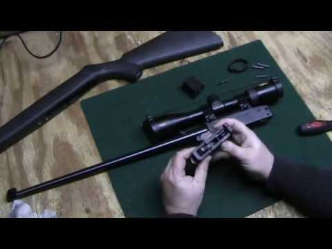 Cleaning the Ruger 10/22