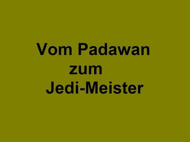 Ein Padawan-Daten, Fakten und persönliche Meinung- Klemmbausteinkanäle auf Youtube Teil 18