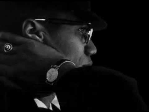 MALCOLM X AT THE UNIVERSITY OF CALIFORNIA OCT 11 1963..