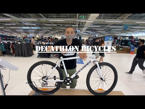 Decathlon Bicycles - Solid Entry Bikes for General People?