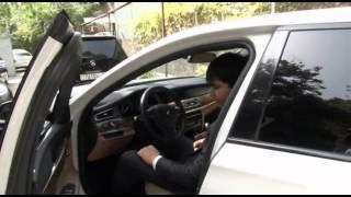 Таджикская свадьба BMW